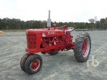 1955 fordson major ddn 2WD Anti