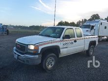 2005 gmc 2500HD Extended Cab Ch