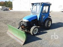 New Holland TC25D 4WD Utility T