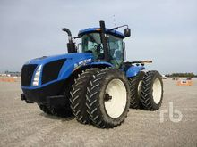 2011 New Holland T9.390 4WD Tra