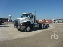 2015 Caterpillar CT660 Truck Tr