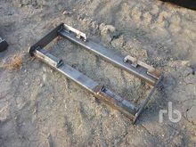 wildkat Skid Steer Mount Plate