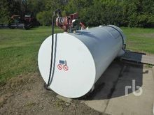 2009 huge l steel 4540 Litre Fu