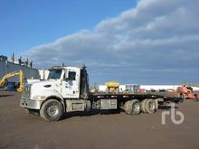 1995 Ford F450 Flatbed Truck