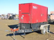 Baldor TS175T 140 KW T/A Gen Se