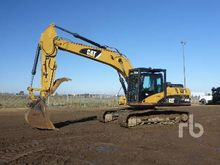 2008 Caterpillar 324DL Hydrauli