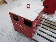 ground heater Dual Pump Pack