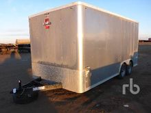 2015 Charmac Stealth 16 Ft x 8