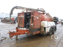 2007 Ditch Witch T26S T/A Hydro