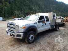 2000 Dodge 3500 Flatbed Truck