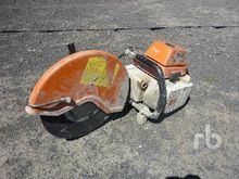 stihl ts760 Demolition Saw