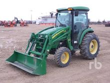 1988 Ford 3910 Utility Tractor