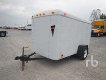 1994 10 ft 6 in x 6 Ft Enclosed