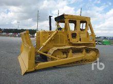 1981 Caterpillar D7G Crawler Tr