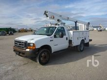 2001 Ford F450 XL Super Duty w/