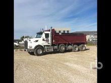 2013 kenworth t800 Dump Truck (