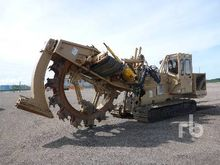 1989 Ditch Witch 7510 4x4 Trenc