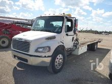 2007 freightliner m2106 S/A Fla
