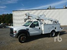 2001 ford f550 Used Bucket Truc