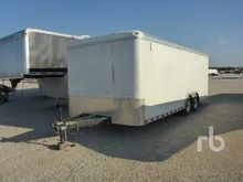 2013 Doolittle T/A Enclosed Tra