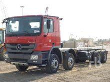 2012 Mercedes-Benz Actros 4144
