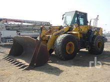 2010 Komatsu WA470-6 Wheel Load