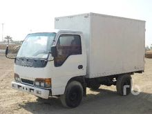 2003 Isuzu NKR55ELA 4x2 Cargo V