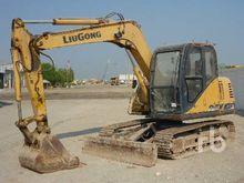2011 Liugong CLG908C Midi Excav