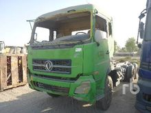 2007 Dongfeng DFL1250A 6x4 Cab