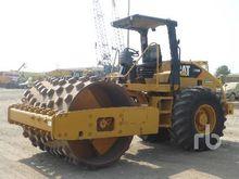 2010 Caterpillar CS533E Vibrato