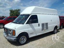1997 gmc g2500 Hi-Top Van