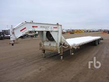 2010 Maxey Trailers 40 Ft x 8 f