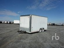 2007 Aztex 24 Ft x 96 In. Tri/A