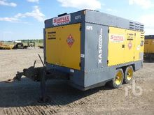 Containerized Air Compressor