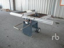 craftman Table Saw Industrial P