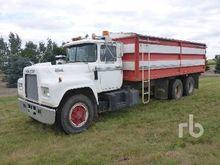 1974 Mack T/A Grain Truck