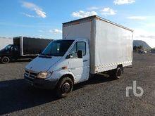 2006 Dodge 3500 S/A Van Truck