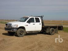 2005 ford f350 Used Flatbed Dum