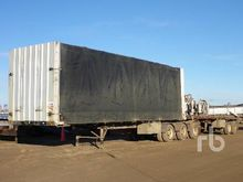 2001 Arnes 32 Ft Curtain Side T