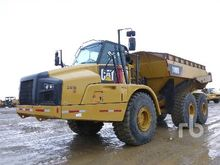 2014 Caterpillar 740B 6x6 Artic