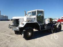 1970 jeep kaiser m818 6x6 Truck