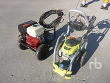 qty of Portable Pressure Washer