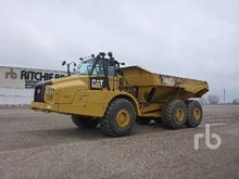 2007 volvo a30d 6x6 Articulated
