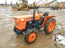 Kubota L1500DT Garden Tractor