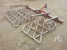 farm king 8 Ft Harrows