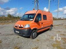 2005 renault master 100DCI Van