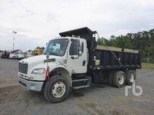 2014 Freightliner M2 Dump Truck