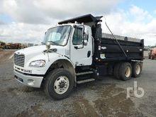 2015 Freightliner M2 Dump Truck