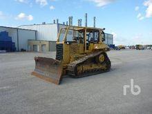 Caterpillar D6M Crawler Tractor
