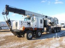 2008 Ford F750 XLT S/A w/Altec